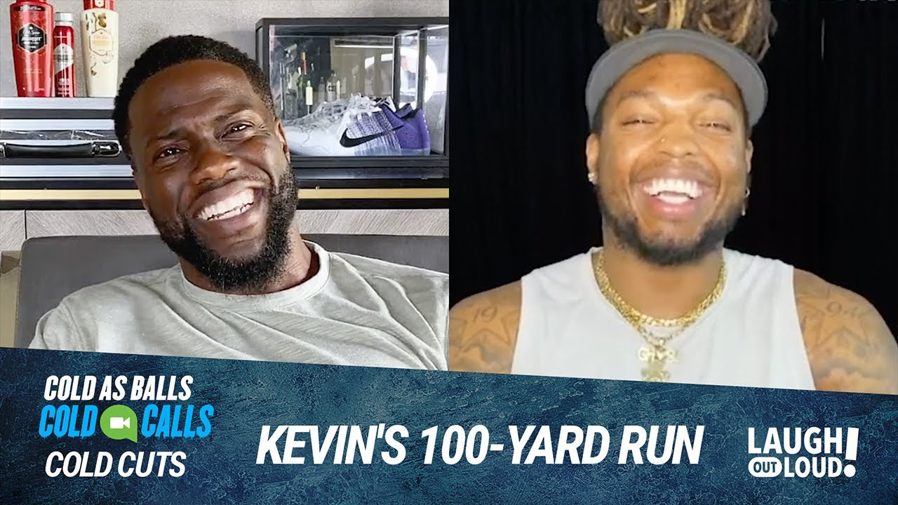Derrick Henry and the 100-Yard Run | Cold as Balls: Cold Cuts | Laugh Out Loud Network
