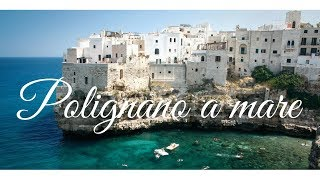 Hi there guys! as soon summer arrived i decided to introduce you one of the most beautiful sea places in italy: polignano a mare!this town is...