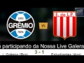 [AO VIVO] Grêmio x Estudiantes-ARG (Libertadores 2018)