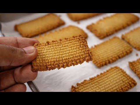 Atta Biscuit Recipe | Crispy Whole Wheat Biscuits In Cooker - CookingShooking