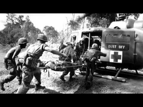 Fortunate Son - Vietnam War (with lyrics)