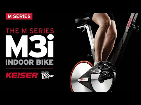 Keiser M3i Indoor Bike | Built Entirely Around You