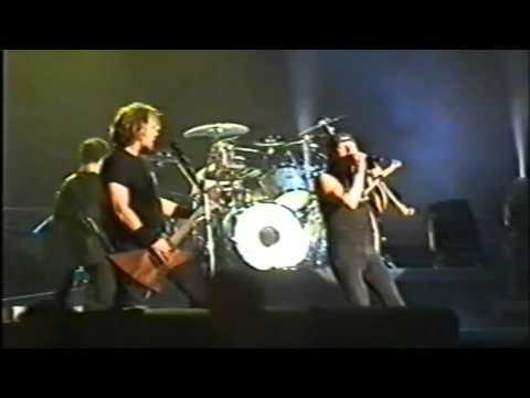 METALLICA - Mercyful Fate Medley Medley /Battery - GODS OF METAL - Assago, Italy - 1999