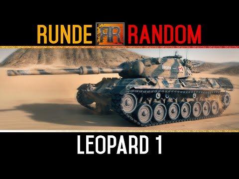 World of Tanks   [GER] RR #24 - Leopard 1
