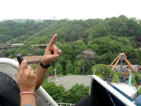 Riding Rollercoster for First Time..Was Bit Scary,.Bt..Hell Lot of Excitement..