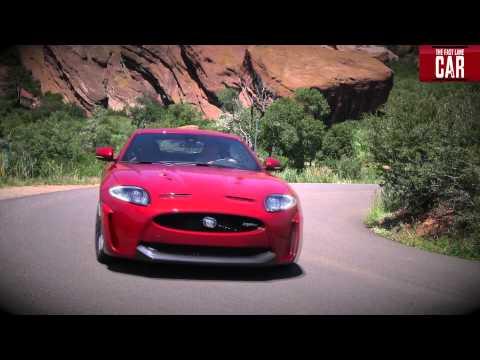 2012 Jaguar XKR-S Speedy Technology Demo: The quickest Jaguar ever
