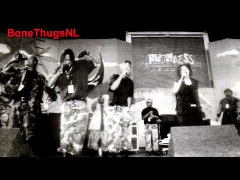 Bone Thugs-N-Harmony - Bone Bone Bone (Clean Version)