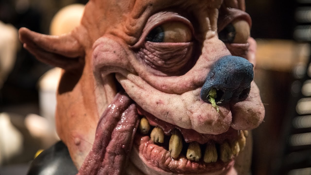 Hyper-Real Ren and Stimpy Masks! & Hyper-Real Ren and Stimpy Masks! - YouTube