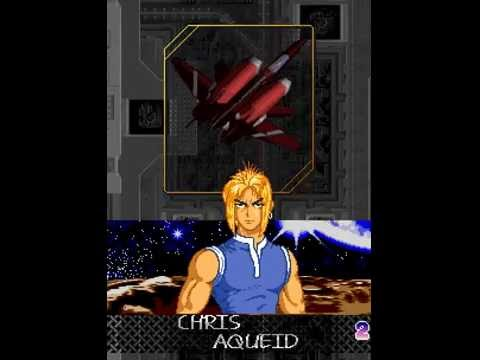 Arcade Longplay [654] Baryon: Future Assault