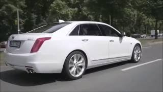 2017 Cadillac CT6 Test drive