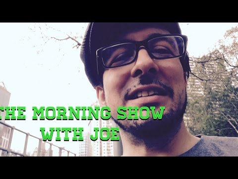 Today's Hong Kong Weather Report - The Morning Show with Joe