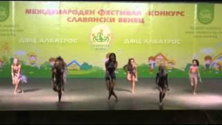 Танцы с фестиваля