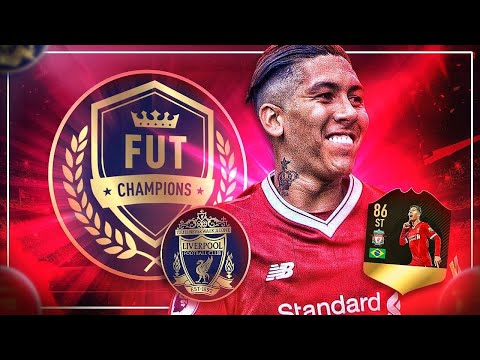 FUT CHAMPIONS CLUB TOUR !! EP. 2 LIVERPOOL FC | FIFA 18 ULTIMATE TEAM