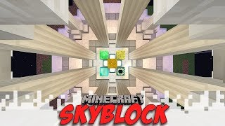 A PLACE FOR LEVELS! - Skyblock Season 4 - EP02 (Minecraft Video)