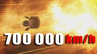 La NASA tire la sonde la plus rapide de l'Histoire – DNDE#71