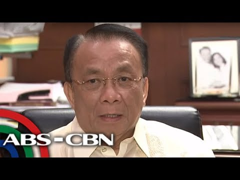 LIVE: Lucas Bersamin is new chief justice |  November 28, 2018