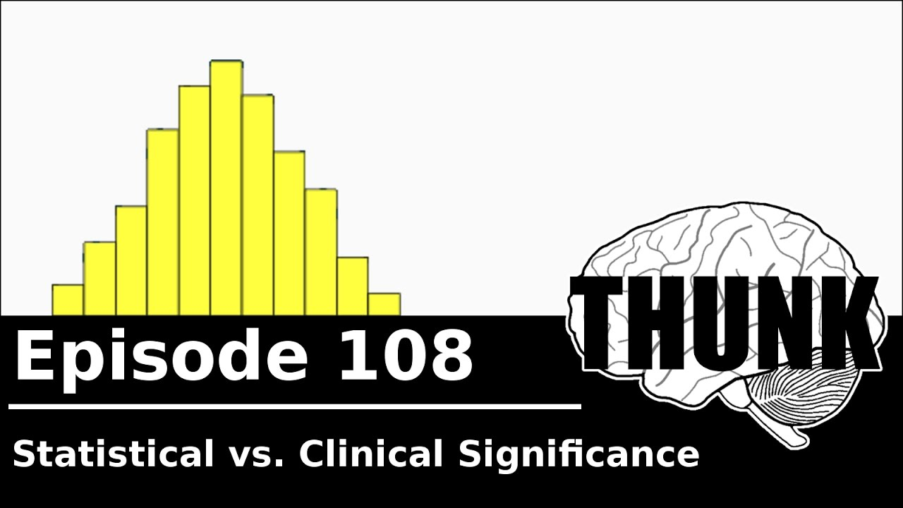 clinical vs statistical significance