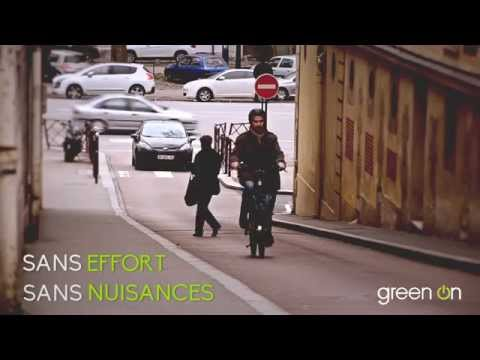 Le vélopartage par Green On / Bicycle Sharing System by Green On