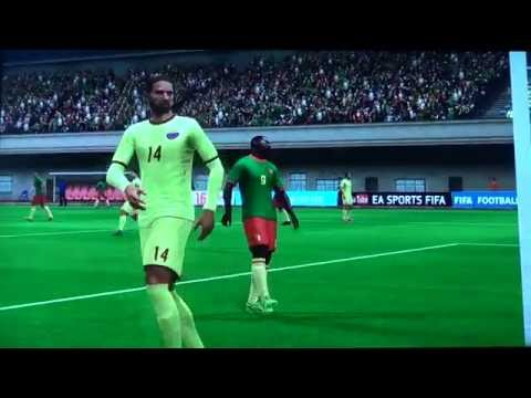 Fifa World Cup: Cameroon vs Venezuela (Round 1, Episode 4)