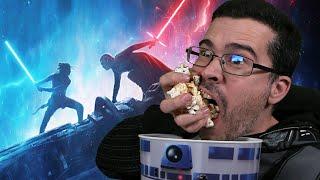 TLDR: Rise of Skywalker Trailer Reaction Live + Surprise Unboxing!