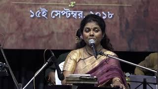 """Sutapa Bhattacharya- Live-""""Abar Notun Kono Bhorey"""""""