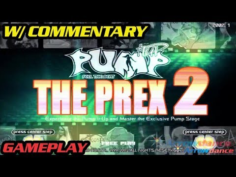 Pump It Up The Prex 2 (PC) (w/Commentary) [POWER SUPPLY?! LOL!]