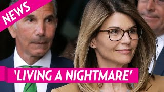 Lori Loughlin Is A 'Wreck' While Serving Time In Prison