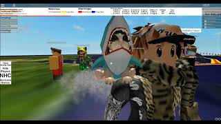 Lets Play: ROBLOX! - TRACKING HURRICANE OOGA! (74)