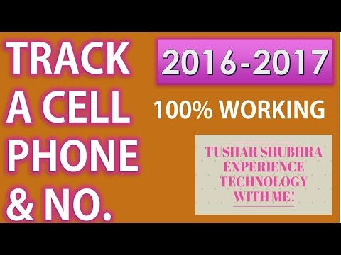 how to track cell phone & mobile no. Location in real time mobile number tracker | 100% WORKING