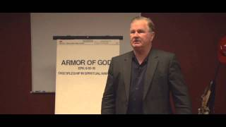 Jim Sundberg: The Armor of God