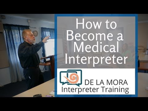 How to Become a Medical Interpreter Webinar