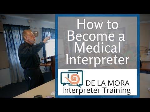 How to Become a Medical Interpreter Webinar