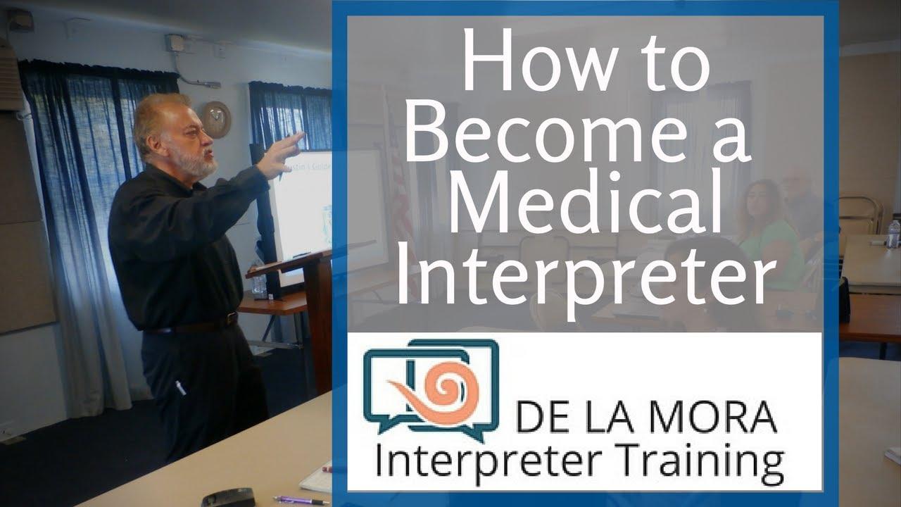 medical interpreter job description