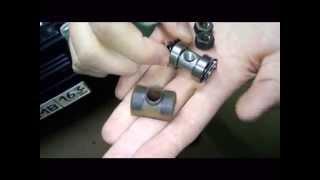 Скрип при нажатии педали сцепления а/м ВАЗ. Поводок троса привода сцепления Агат