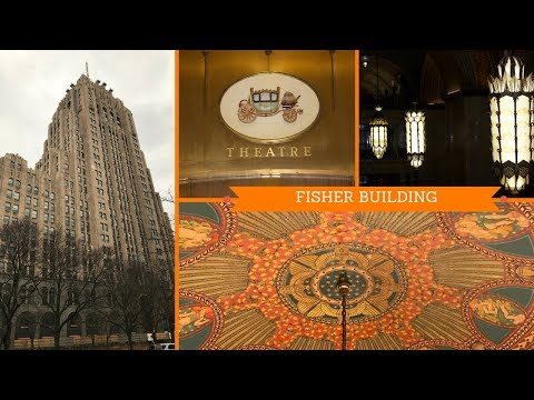 Fisher Building - Detroit