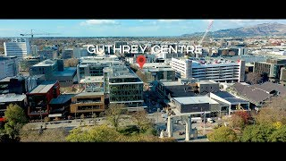 The Guthrey Centre - Christchurch NZ #christchurchrebuild