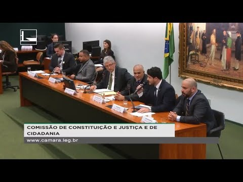 CONSTITUIÇÃO E JUSTIÇA E DE CIDADANIA - Estatuto das Guardas Municipais - 26/06/2018 - 09:35