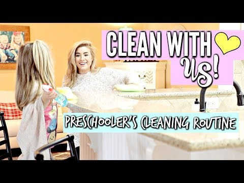 CLEAN AND DECLUTTER WITH ME | SPEED CLEANING POWER HOUR