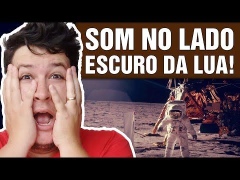 NASA Libera Misteriosos Sons Ouvidos no Lado Escuro da Lua! [EN-ES-PT] (#308 - Notícias Assombradas)