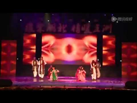 Pakistani Show In Wuhan By Yangtze University