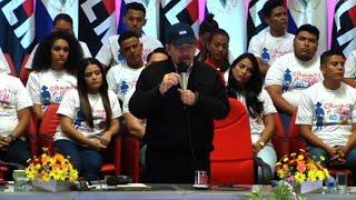 Ortega convoca a negociar salida a la crisis de Nicaragua