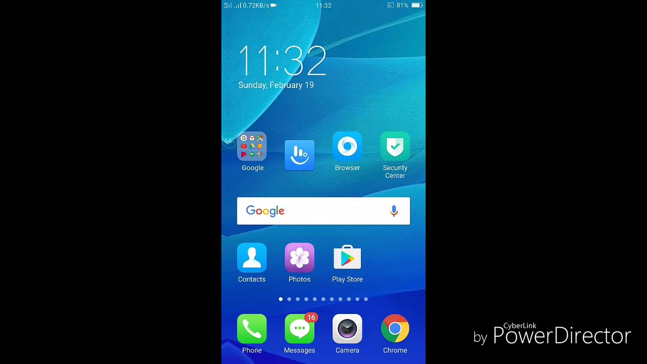 How to make custom launcher as default launcher in Oppo f1 plus, oppo f1s,  oppo a57