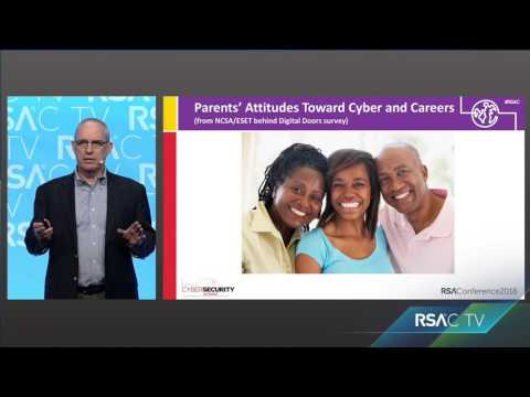 Attracting a New Generation of Cybersecurity Professionals