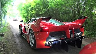 8 Minutes Of Non Stop Ferrari Xx Madness!!