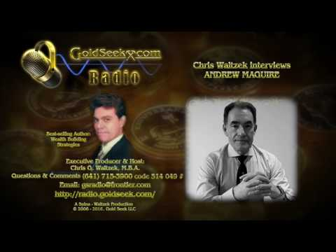 GSR interviews ANDREW MAGUIRE - March 2, 2017 Nugget