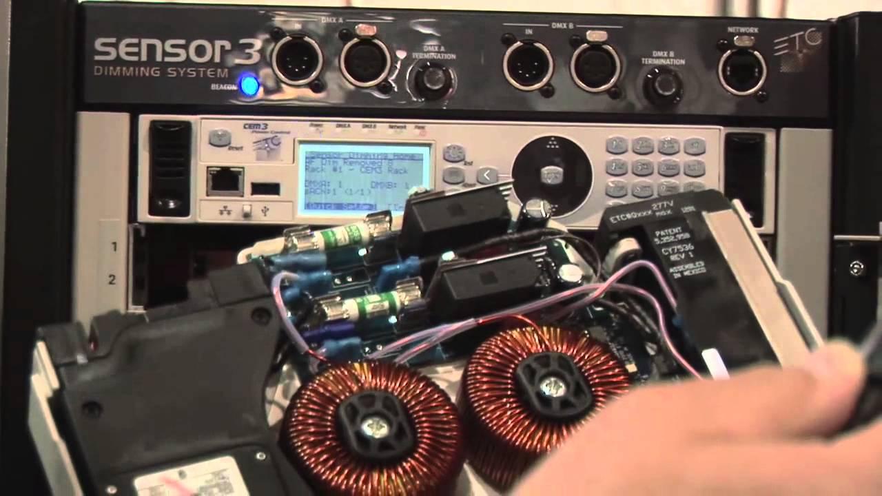 CTW NAB 2012 Coverage: ETC ThruPower Module