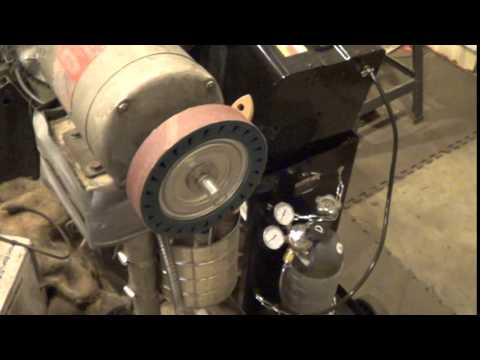 Expander Sanding Wheel Youtube