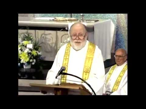 Funeral Homily for Br. Gerard Roche SSP