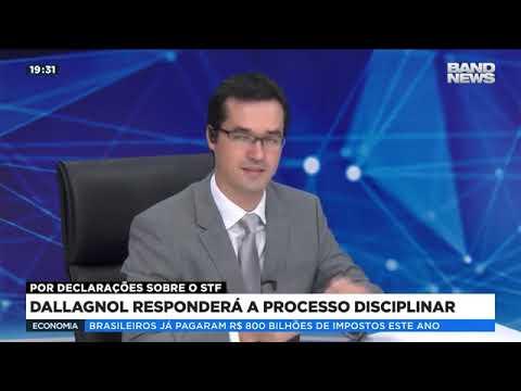 Dallagnol responderá a processo disciplinar