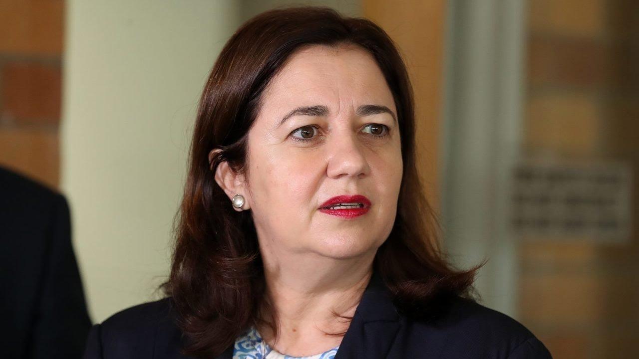 Annastacia Palaszczuk Facing Electoral Obliteration Labor